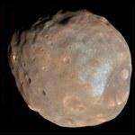 Nowa teoria powstania księżyców Marsa