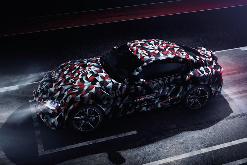 Nowa Toyota Supra /