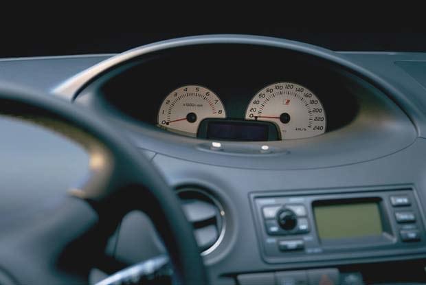 Nowa Toyota Yaris (kliknij) /INTERIA.PL