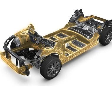 Nowa uniwersalna płyta podłogowa Subaru