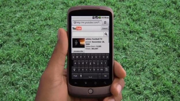 Nowa wersja mobilnego YouTube została zbudowana w oparciu o HTML5 /materiały prasowe