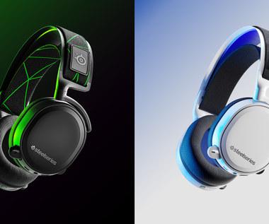 Nowa wersja SteelSeries Arctis 7 – słuchawek stworzonych do nowej generacji konsol PlayStation i Xbo
