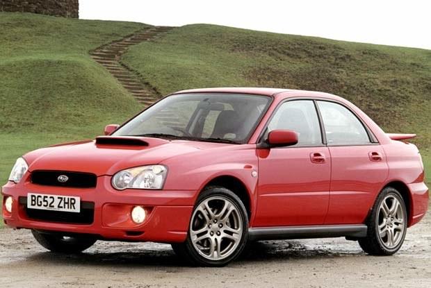 Nowa wersja Subaru Impreza WRX (kliknij) /INTERIA.PL