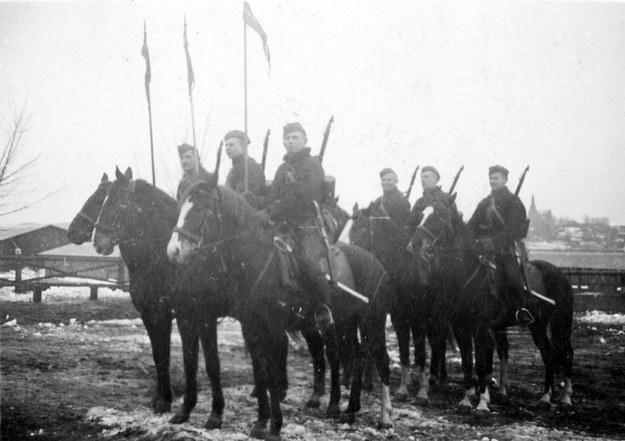 Nowa Wilejka, 1936, 13 Pułk Ułanów Wileńskich /KARTA /Agencja FORUM