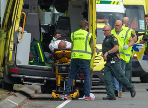 Nowa Zelandia: Strzelaniny w meczetach. Liczne ofiary śmiertelne