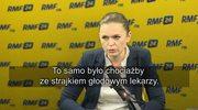 Nowacka: Buta, arogancja i kłamstwa - to niestety bardzo często główne cechy tego rządu
