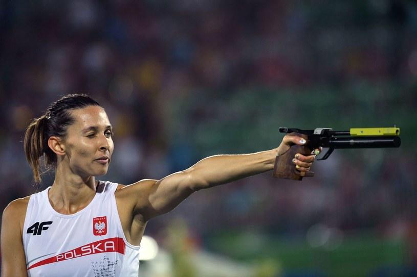 Nowacka to medalistka olimpijska z Rio de Janeiro /AFP