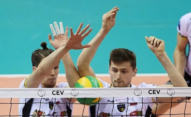 Nowakowski: Mam nadzieję, że dobrą grą w Lidze Mistrzów trochę się napędzimy