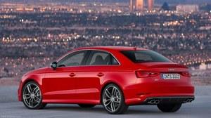 Nowe Audi A3 Sedan i S3 Sedan