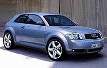 Nowe Audi A3 /INTERIA.PL