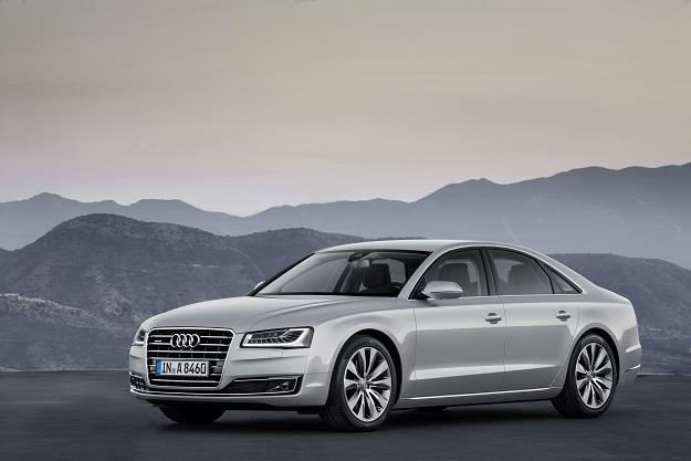 Nowe Audi A8 /