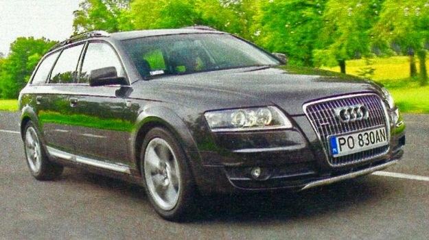 Nowe Audi Allroad dzięki standardowemu pneumatycznemu zawieszeniu poradzi sobie świetnie i na autostradzie, i na drodze szutrowej. /Motor