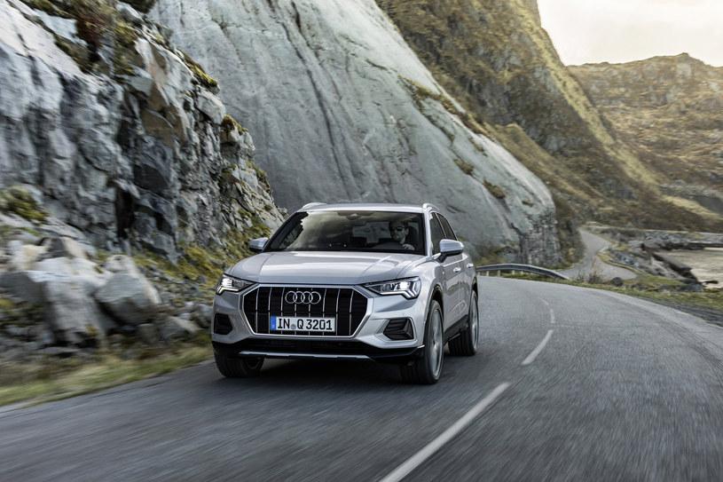 Nowe Audi Q3 /