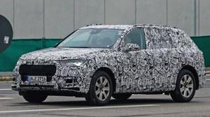 Nowe Audi Q7 na diecie