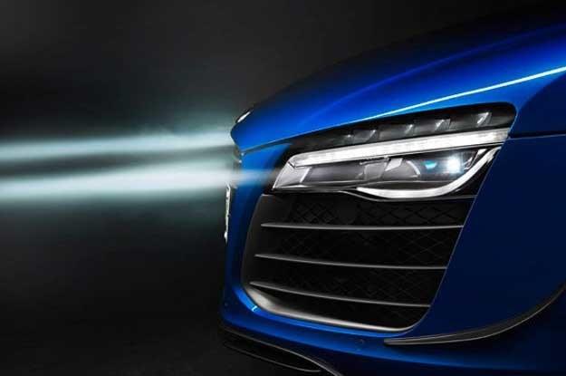 Nowe Audi R8 pokazane zostanie  na salonie w Genewie, w maru br. /Audi