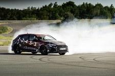 Nowe Audi RS3 przekaże moc tylko na tył i będzie driftować!