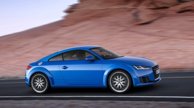 Nowe Audi TT /Audi