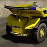Nowe autonomiczne ciężarówki Komatsu
