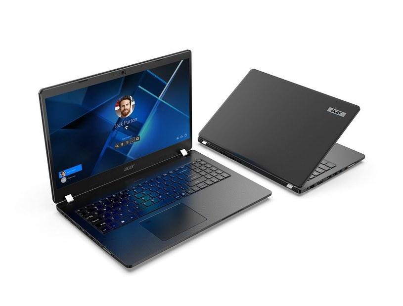 Nowe biznesowe laptopy z serii TravelMate /materiały prasowe