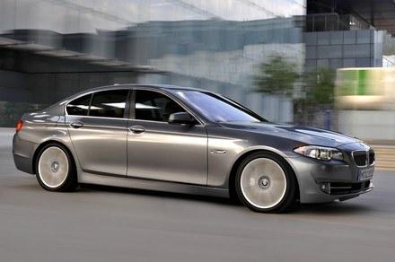 Nowe BMW 5 /