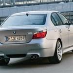 Nowe BMW M5 z KERS