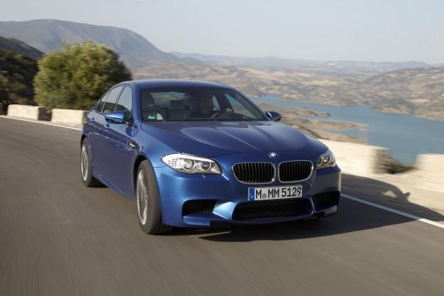 Nowe BMW M5 /
