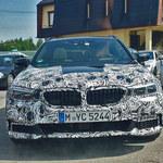 Nowe BMW serii 5 przyłapane... w Polsce!