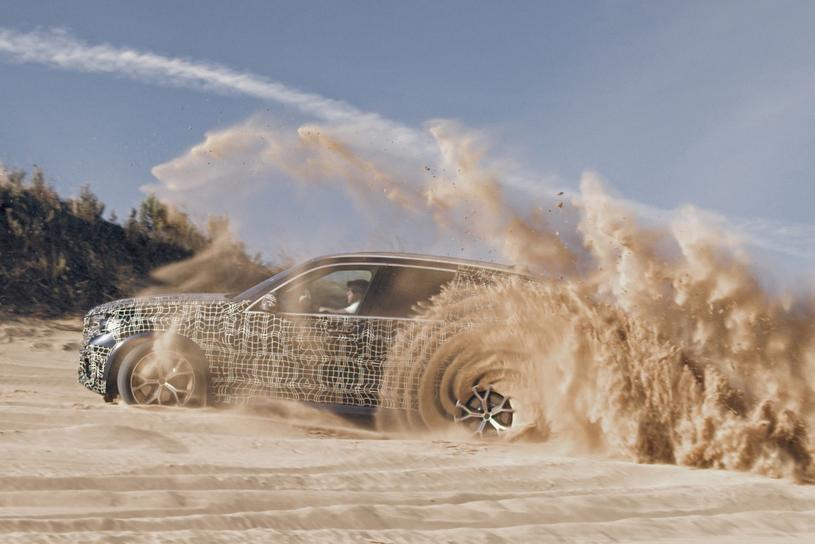 Nowe BMW X5 /