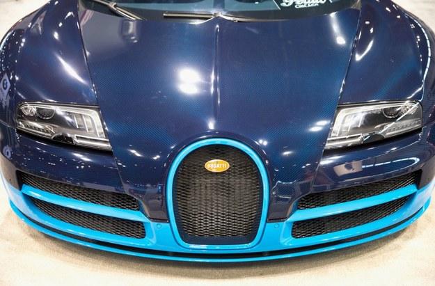 Nowe Bugatti Veyron będzie hybrydą? /