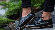 Nowe buty nie będą farbować rajstop