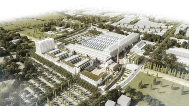 Nowe centrum meteorologiczne powstanie na terenie starej fabryki tytoniu /materiały prasowe