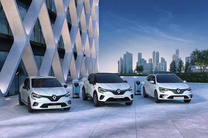 Nowe Clio, Captur i Megane wykorzystują rozwiązania opracowane na potrzeby Formuły 1. /materiały prasowe