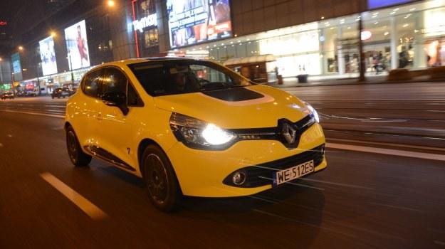 Nowe Clio to jedno z najbardziej atrakcyjnych aut miejskich. /Motor