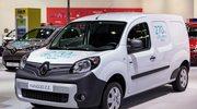 Nowe dostawcze Renault na prąd