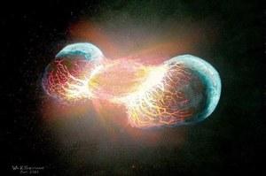 Nowe dowody na czołowe zderzenie Ziemi z inną planetą