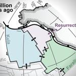 Nowe dowody na istnienie tajemniczej płyty tektonicznej