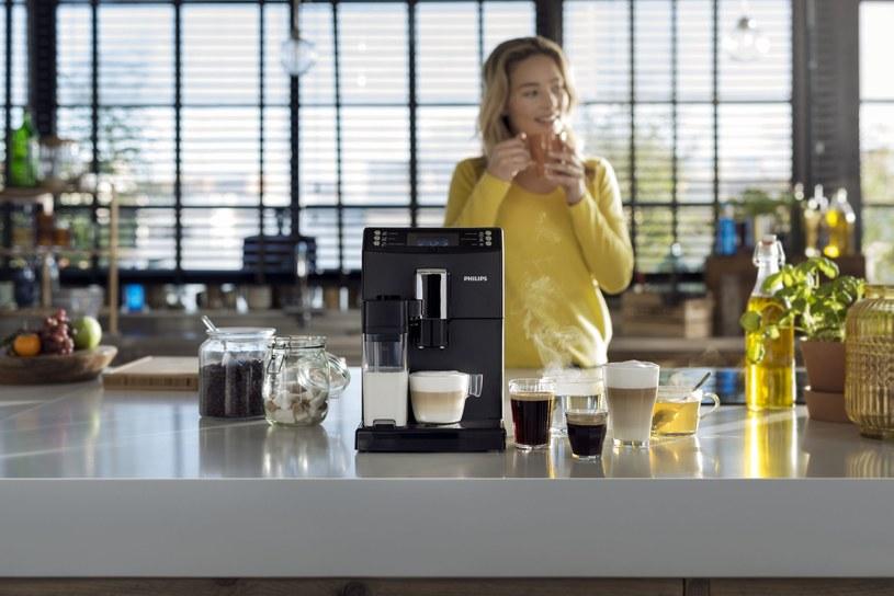 Nowe ekspresy do kawy Philips /materiały prasowe