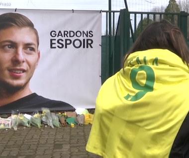 Nowe fakty w sprawie śmierci Emiliano Sali. Pilot nie miał uprawnień. Wideo