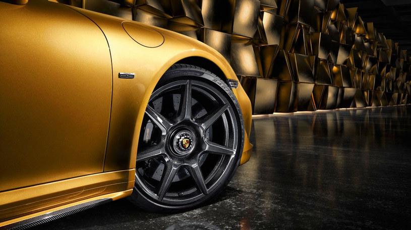 Nowe felgi Porsche 911 Turbo S Exclusive /