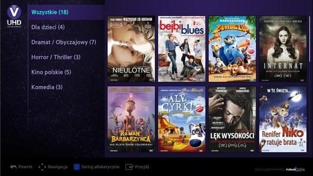 Nowe filmy UHD do znalezienia na platformie Samsunga /materiały prasowe