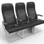 Nowe fotele w samolotach Airbus A320
