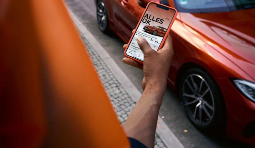 Nowe funkcje i treści w aplikacji My BMW /materiały prasowe
