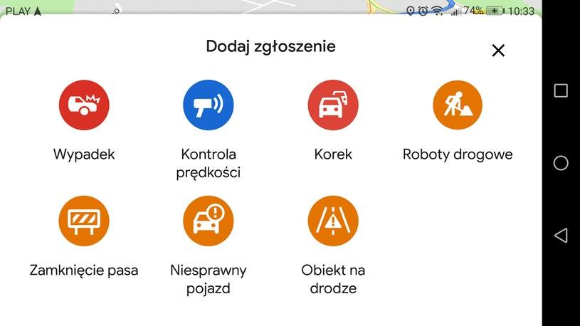 Nowe funkcje w Google Maps /INTERIA.PL