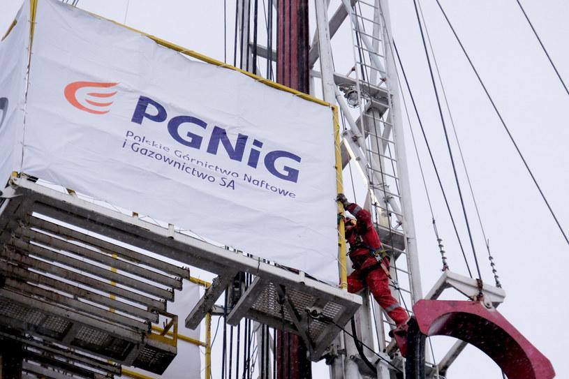 Nowe gazowe odkrycie PGNiG /Łukasz Solski /East News