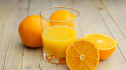 Nowe informacje o soku pomarańczowym