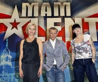 "Nowe jury ""Mam talent"""