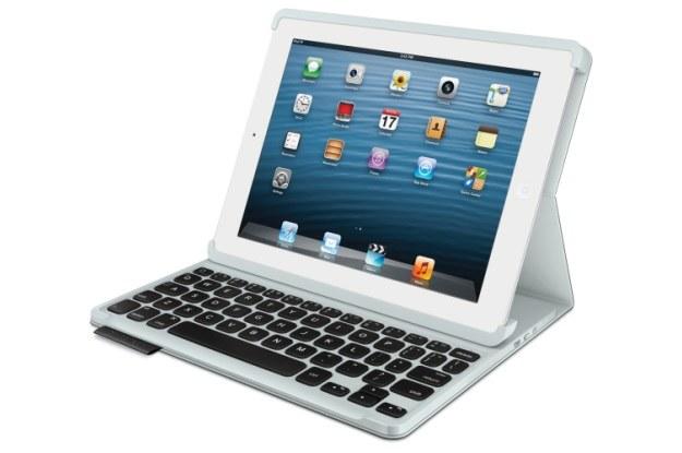 Nowe klawiatury do tabletów Apple od firmy Logitech /materiały prasowe