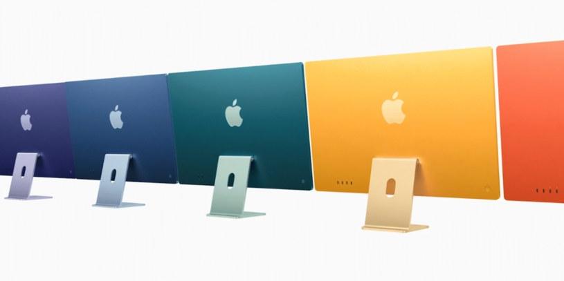 Nowe kolory komputerów /materiały prasowe