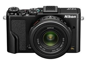 Nowe kompakty premium serii DL firmy Nikon