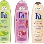 Nowe kosmetyki Fa z olejkami pielęgnacyjnymi